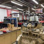 trade school auto lab